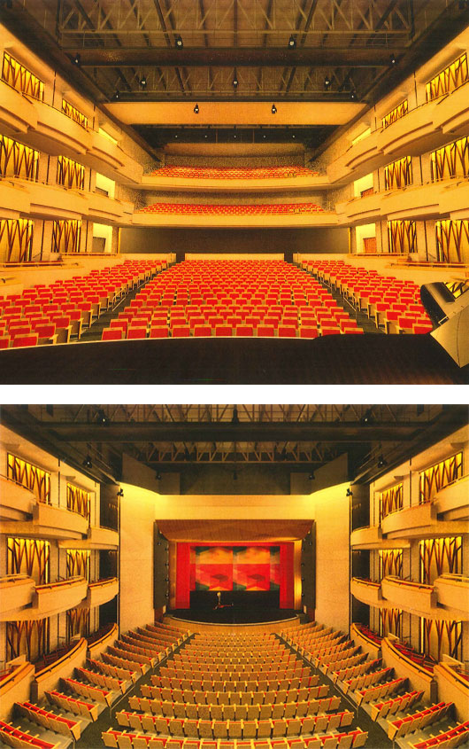 Venue City Springs Theatre Company City Springs