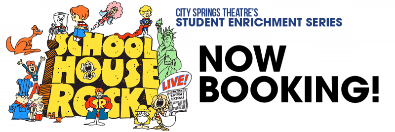 Student Enrichment Series - City Springs Theatre Company